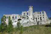 Ogrodzieniec fortifications, Poland. — Stock Photo