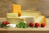Cheeses — Stock Photo