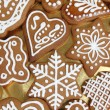 Gingerbread cookies. — Stock Photo