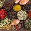 ������, ������: Indian spices