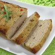 Meat pate. - Stock Photo