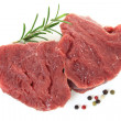 Sirloin steak — Stock Photo