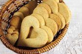Kruche ciasteczka — Zdjęcie stockowe