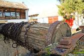 Vecchio pozzo — Foto Stock