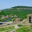 Tsarevets Fortress Tsarevets in Veliko Turnovo, Bulgaria — Stock Photo