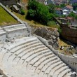 Stock Photo: Romamphitheatre in Plovdiv, Bulgaria