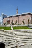 The Ancient Stadium Philipopolis in Plovdiv,Bulgaria — Stock Photo