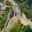 Tsarevets Fortress in Veliko Tarnovo, Bulgaria — Stock Photo