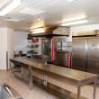 Restaurant kitchen inside — Photo