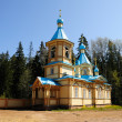 Island Valaam. The church at the Gethemane Skete — Stock Photo