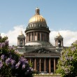 Saint Isaac's Cathedral, St Petersburg, Russia — Stock Photo