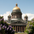Saint Isaac's Cathedral, St Petersburg, Russia — Stock Photo #32956873