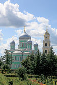 Great monasteries of Russia. The city of Diveevo — Stock Photo