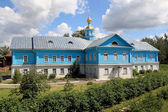 Grandes monasterios de rusia. la ciudad de diveevo — Foto de Stock
