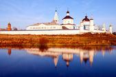 Grandes monasterios de rusia. kolomna — Foto de Stock