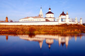 Great monasteries of Russia. Kolomna — Stock Photo