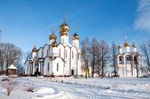 Grandes monasterios de rusia. pereslavl — Foto de Stock