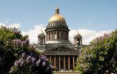 San catedral, San Petersburgo, Rusia de isaac — Foto de Stock