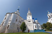 Great monasteries of Russia. Bogolubovo — Stock Photo