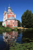 Churches of Russia - Pereslavl — Stock Photo