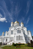 Great monasteries of Russia. Diveevo — Stock Photo