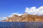 Beautiful mountains landscape in Crimea — Стоковое фото