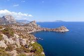 Beautiful mountains landscape in Crimea — Stock Photo