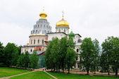 Great monasteries of Russia. New Jerusalem monastery, Istra — Stock Photo
