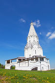 Church of the Ascension in Kolomenskoye, Moscow, Russia. UNESCO World Heritage Site. — Foto Stock