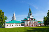 National museum Kolomenskoe. Moscow, Russia — Stockfoto