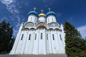 Great monasteries of Russia. Sergiev Posad — Stock Photo