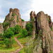 Stock Photo: Belogradchik rocks Fortress, Bulgaria