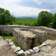 Ancient fortress Montana, Bulgaria — Stock Photo #38375919
