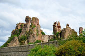 Belogradchik rocks Fortress, Bulgaria — Stock Photo
