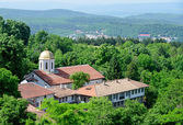 St. Nicholas Convent in Arbanasi near Veliko Tarnovo, Bulgaria — Stock Photo