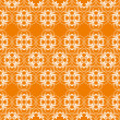 Seamless pattern wallpaper — Imagen vectorial