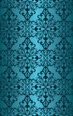 Seamless pattern wallpaper — Stockvektor