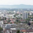 Freiburg im Breisgau at summer time - Stock Photo
