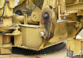 Heavy machinery — Stock Photo