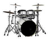 Trommel-kit — Stockfoto