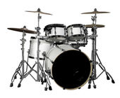 Kit de bateria — Foto Stock