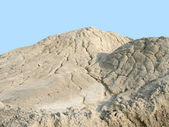 Ground erosion — Stock Photo