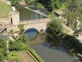 ルクセンブルクを橋します。 — ストック写真