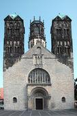 St Ludgeri in Muenster — Stock Photo