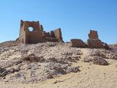 Ruinas de qasr dusch — Foto de Stock