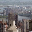 New York aerial view — Stock Photo #19548343