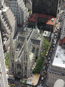 St. Patricks Cathedral — Stock Photo