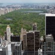 New York aerial view — Stock Photo