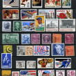 Postage stamps — Stock Photo #21410881