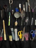 Werkzeuge und ausrüstung — Stockfoto